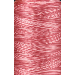 1905 IRIS ULTRA COTTON QUILTING THREAD-ROSE COMBO IRIS THREADS - 1