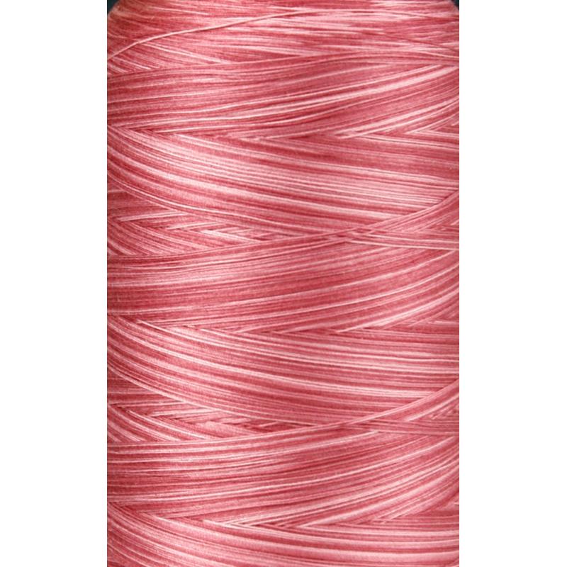 1905 IRIS ULTRA COTTON QUILTING THREAD-ROSE COMBO IRIS THREADS - 1