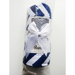 SET-ein Kuschel-Kit Ziggy Kumpels Blau 29x35i