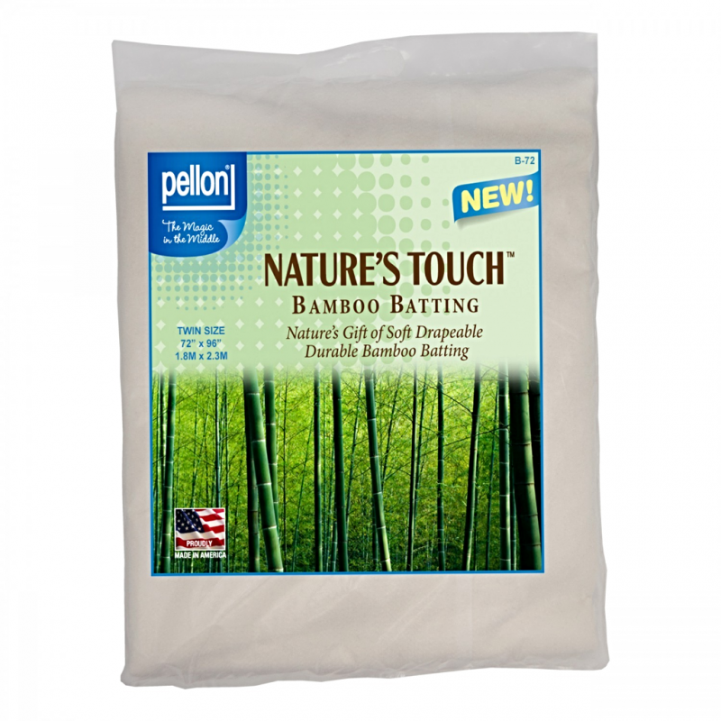 NATURES TOUCH - VATELÍN БАМБУК/ХЛОПОК-TWIN