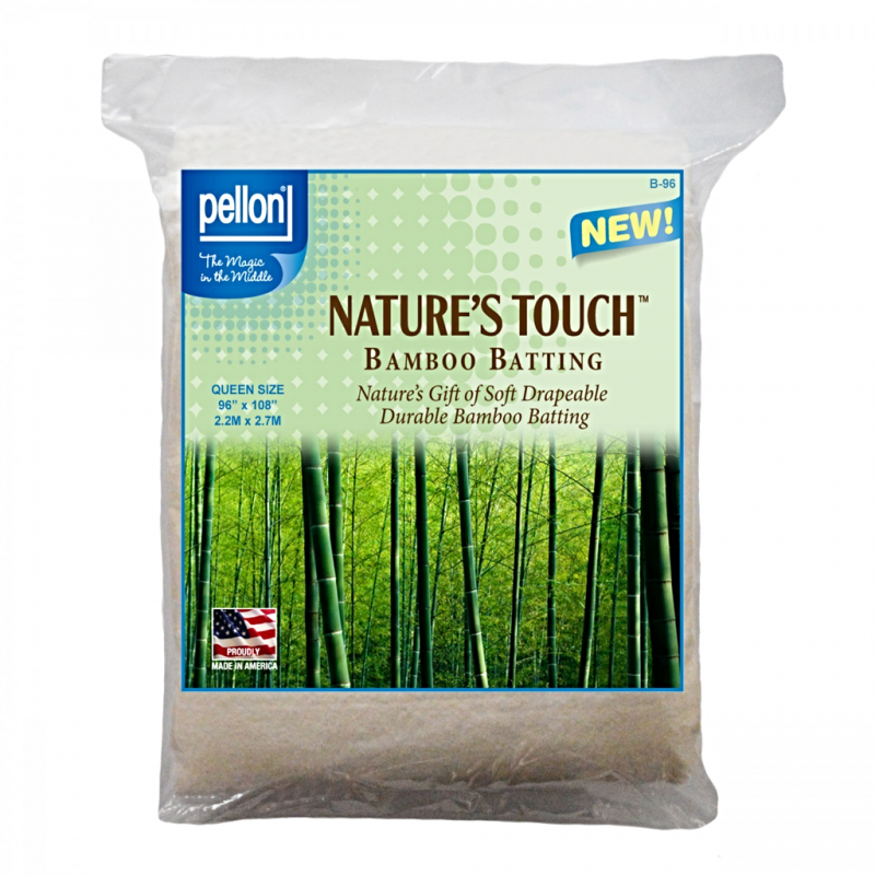 NATURES TOUCH - TARPAULINS BAMBOO/COTTON-QUEEN