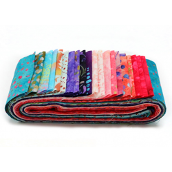 BALI POPPY BAHAMAS - JELLY ROLL 20 pieces