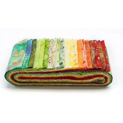 BALI POPPY CITRUS GROVE - JELLY ROLL- 20 darab