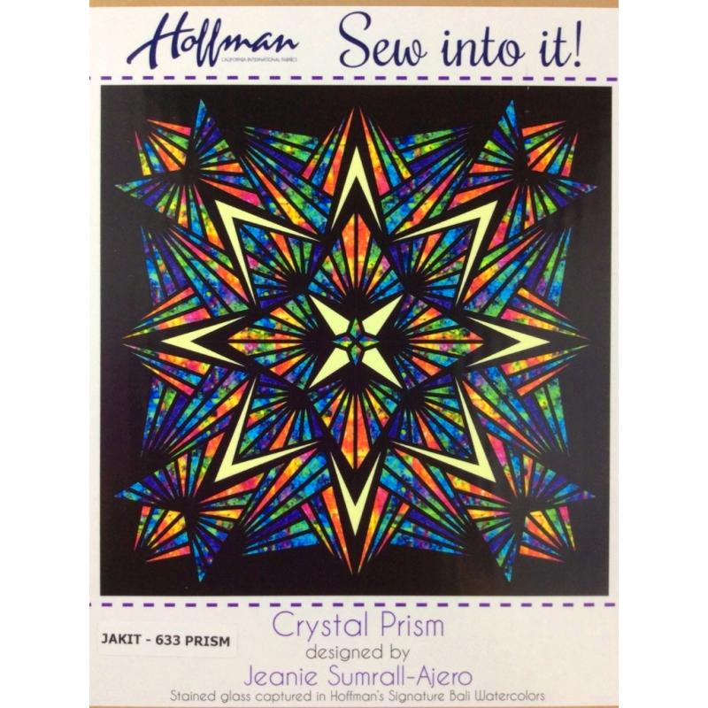 Koc Zestaw Crystal Prism 90in x 90in