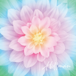 DREAM BIG-FLOWER-BLOOM-PANEL OPAL
