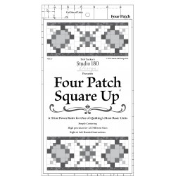 FOUR PATCH TRIMMER -  Deb Tucker© STUDIO 180 DESIGN - 1