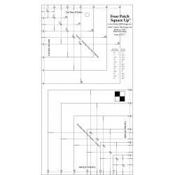 FOUR PATCH TRIMMER -  Deb Tucker© STUDIO 180 DESIGN - 3