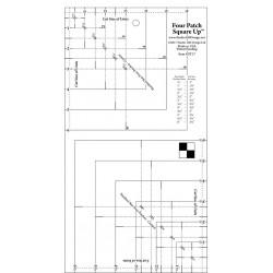 FOUR PATCH TRIMMER -  Deb Tucker© STUDIO 180 DESIGN - 4