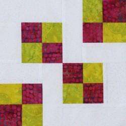 FOUR PATCH TRIMMER -  Deb Tucker© STUDIO 180 DESIGN - 5