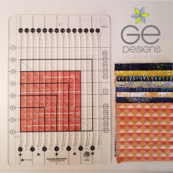 Stripology Squared Mini Ruler CREATIVE GRIDS - 2