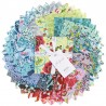 NATURAL BEAUTY - AMY BUTLER - CHARM PACK -42 pcs