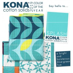 Kona cotton SPLASH Robert Kaufman - 2