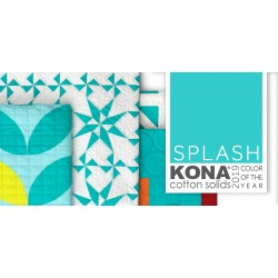 Kona cotton SPLASH Robert Kaufman - 3