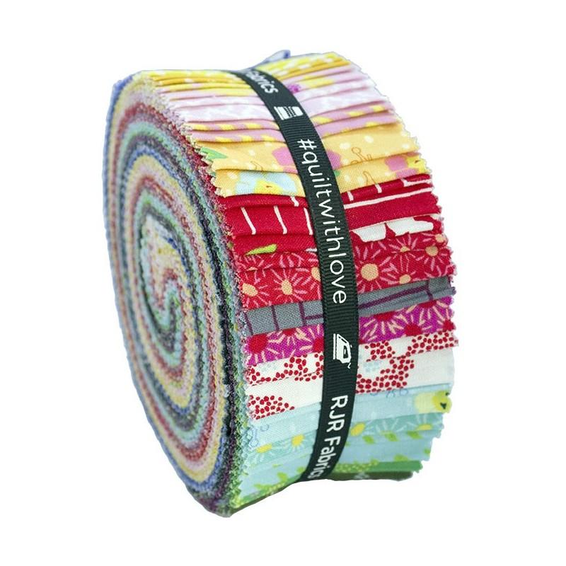 PLAYMAKER -  JELLY ROLL RJR Fabrics - 1