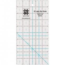 Simpli-EZ Jelly Roll Ruler - Kimberley Einmo  - 2