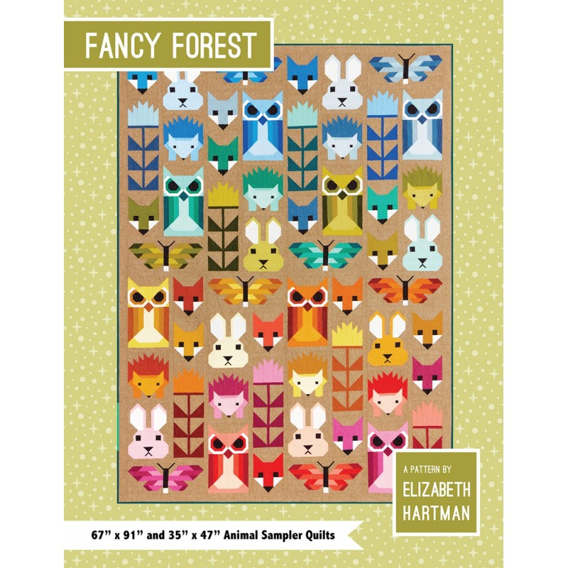 FANCY FOREST ELIZABETH HARTMAN - 1