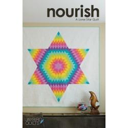 NOURISH A LONE STAR QUILT Jaybird Quilts - 1