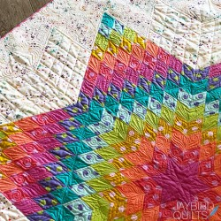 NOURISH A LONE STAR QUILT Jaybird Quilts - 3