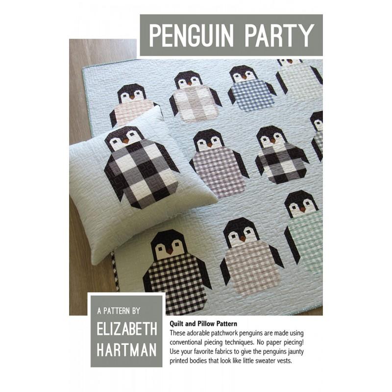 PENGUIN PARTY ELIZABETH HARTMAN - 1