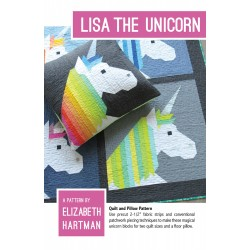 LISA THE UNICORN ELIZABETH HARTMAN - 1