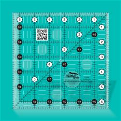 6 1/2 inch square CREATIVE GRIDS - 1