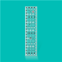 Quilt ruler 4 1/2 inch x 18 1/2 inch CREATIVE GRIDS - 1