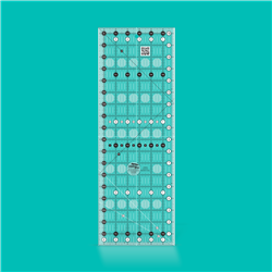 Quilt ruler 6 1/2 inch x 18 1/2 inch CREATIVE GRIDS - 1