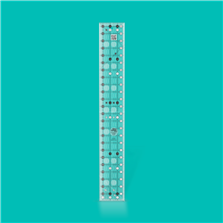 Quilt ruler 3 1/2 inch x 24 1/2 inch CREATIVE GRIDS - 1