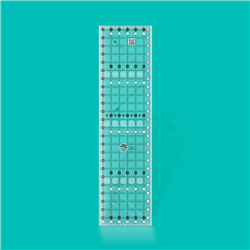 Quilt ruler 6 1/2 inch x 24 1/2 inch CREATIVE GRIDS - 1