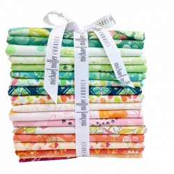 ABLOOM  Fat Quarter Bundle 18 ks  - 1