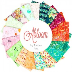 ABLOOM  Fat Quarter Bundle 18 ks  - 2