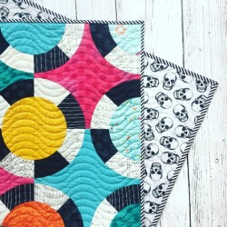 RULER CLASSIC CURVES COLOR GIRL QUILTS - 3