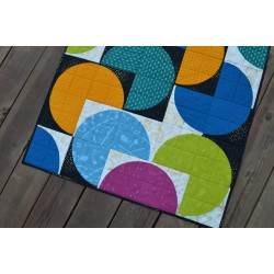 RULER CLASSIC CURVES COLOR GIRL QUILTS - 5
