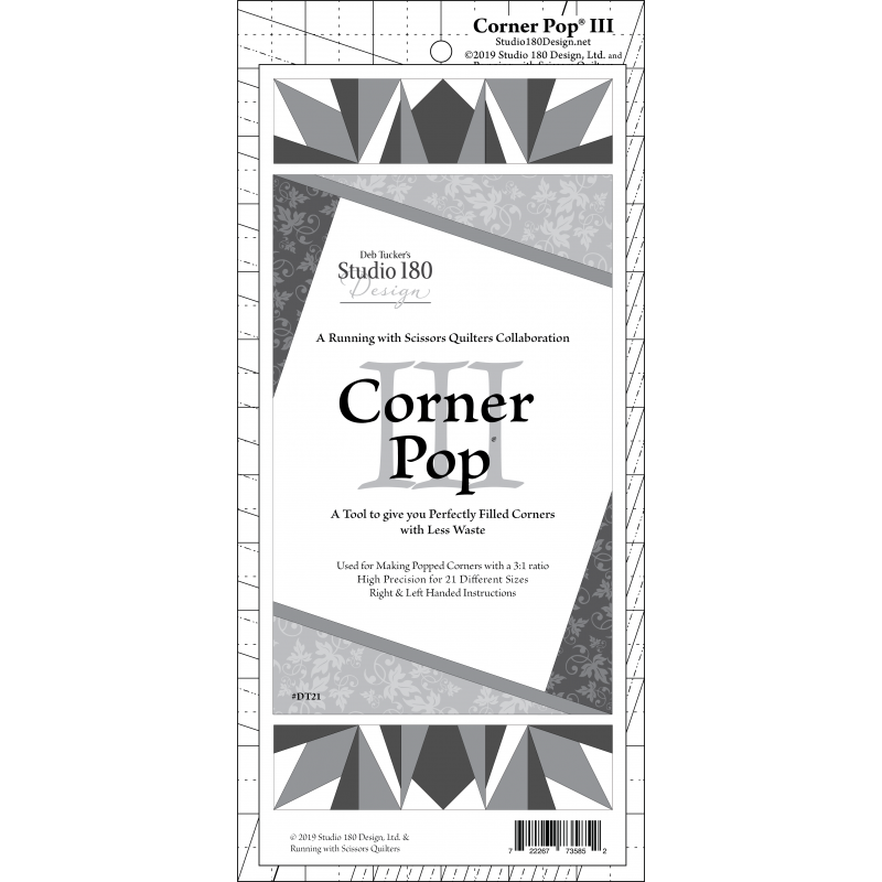 Corner Pop III-  Deb Tucker© STUDIO 180 DESIGN - 1