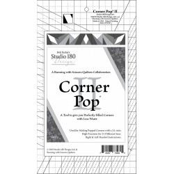 Corner Pop II-  Deb Tucker© STUDIO 180 DESIGN - 1