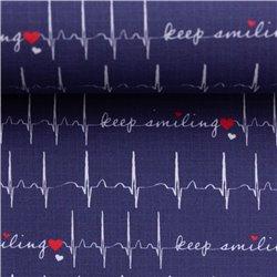 EKG - MODRÁ