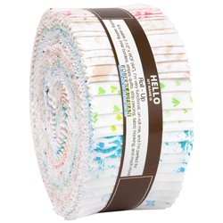 MAGIC COLORS - JELLY ROLL 40 pcs