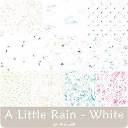 A LITTLE RAIN WHITE- JELLY ROLL 40 ks