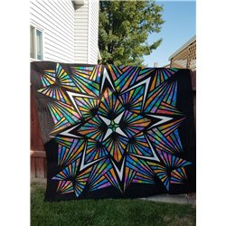 Quilt Kit Crystal Prism 90in x 90in