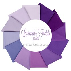 Kona Cotton Lavender Fields 12ks